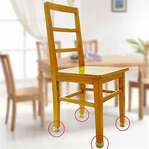 16x chair leg feet silicone caps pad furniture table cover With floor savers for furniture