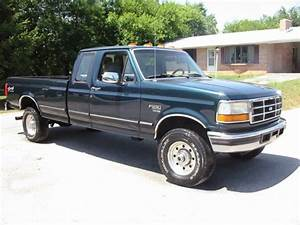 97 Ford F250hd 4wd Xlt Ext 7 3 Powerstroke Diesel Rare 5