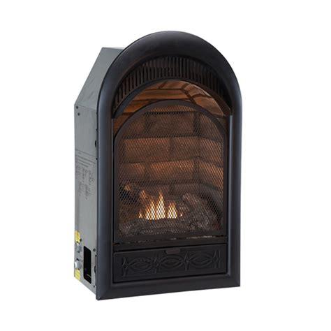 Kerosene Fireplace Insert - ventless dual fuel fireplace insert 10 000 btu procom