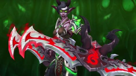 This Is How World Of Warcraft's New Hero Class, The Demon