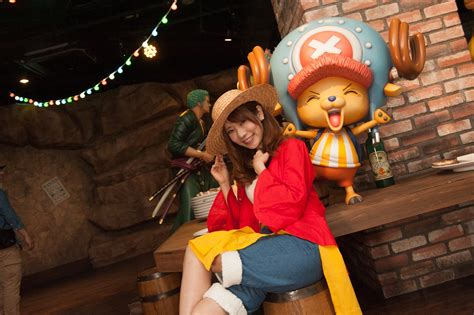 Tokyo One Piece Tower Focusing On Popular Photo Spots