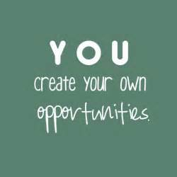 Create Your Success Quote Opportunity