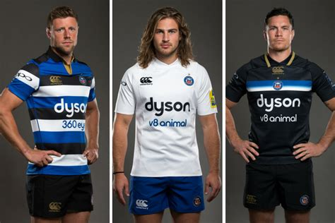 Bath Rugby launch new Canterbury away and European kits ...