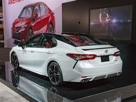 toyota camry 2019 toyota the concept toyota camry 2019 2020 rear spy shot