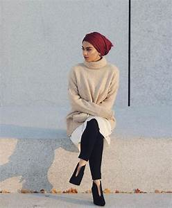 20+ Cute Fall Hijab Outfits 2017 - My Cute Outfits