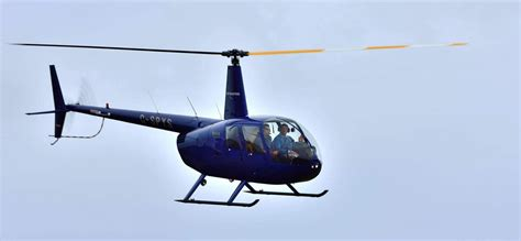 Learn to fly a helicopter during this awesome one hour ...