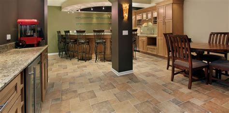 Finished Basement Flooring Options