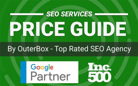 Seo Pricing by Seo Pricing How Much Do Seo Services Cost Revised 2019