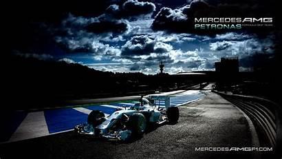 F1 Mercedes Amg Petronas Wallpapers Hamilton Lewis