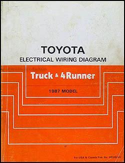 Toyota Pickup Truck Bentley Repair Shop Manual