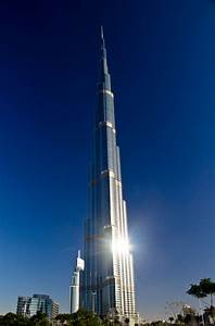Burj Khalifa | A view of the tallest building in the world ...