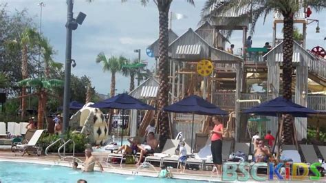 A Day At The ******* Palms In Florida   Pool and Water Park   YouTube