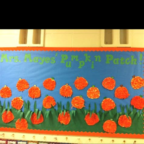fall bulletin board made it pumpkins 795 | 5455a6e81bf0054e67e1f240c6e464a9