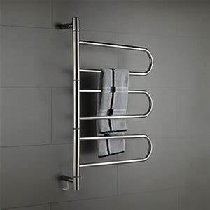 Porte Serviette Chauffant : acheter salle de bain serviette chauffe biberon homelava ~ Nature-et-papiers.com Idées de Décoration