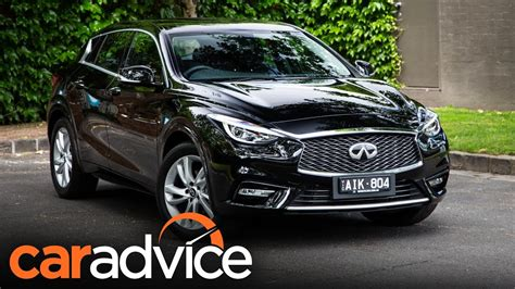 2017 Infiniti Q30 GT review   CarAdvice - YouTube