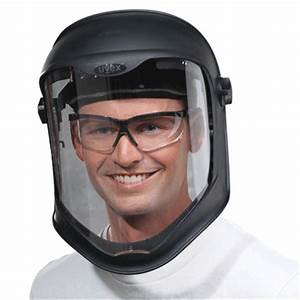 Uvex® Bionic Headgear Faceshield Combo - Conney Safety