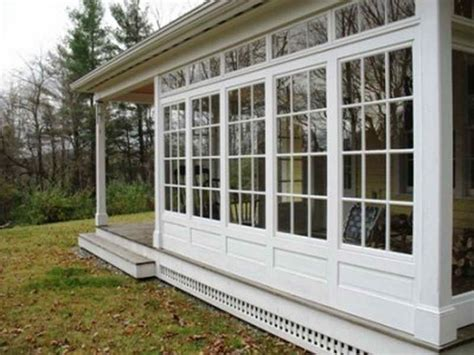 deck screened porch 3 4 season sunroom houzz we wrestled