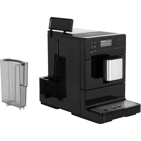 Choose this luxury piece to complete any kitchen. Miele CM5300 Countertop Coffee Machine With OneTouch for ...