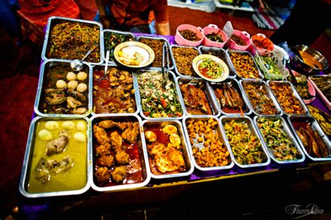 cuisine viet wordless wednesday indonesia food and food court