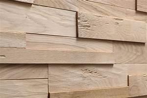 Wandverkleidung Holz Riemchen