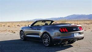 New 2015 Ford Mustang GT Convertible footage - YouTube