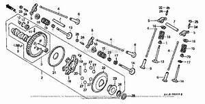 Honda Engines Gx620 Qafp Engine  Jpn  Vin  Gdah