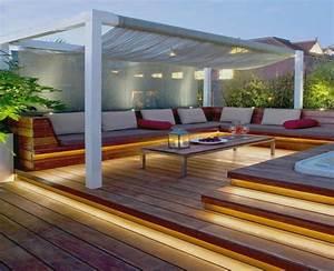 Garten terrasse gestalten ideen gartengestaltung ideen for Terrasse modern gestalten