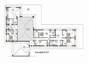 Plan Grande Maison : plan grande maison contemporaine plans maison pinterest construction ~ Melissatoandfro.com Idées de Décoration