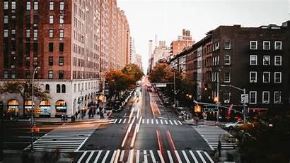 Street York Movement 4k Wallpapers Background Uhd