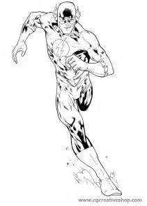 disegni da colorare  stampare flash fredrotgans