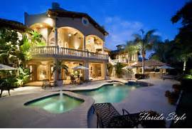 Luxury Mediterranean House Florida House Fresh Design Fashion Style Trends 2016