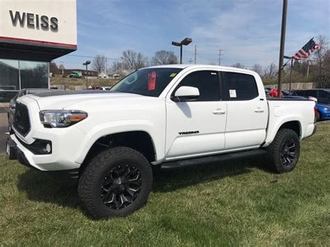 Toyota Tacoma 4x4 Cab For Sale by All New 2017 Toyota Tacoma Sr5 4x4 Cab For Sale