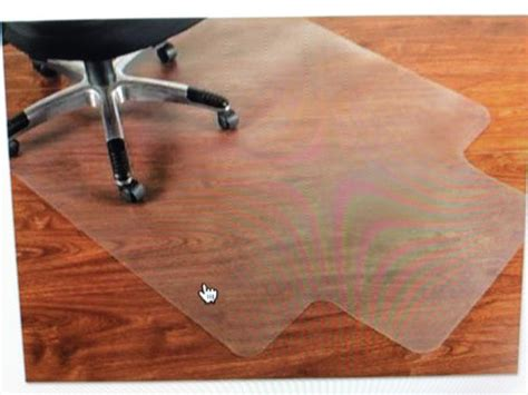 plastic desk chair floor mat for carpets west shore