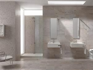 Modele Salle De Bain Carrelage : modele salle de bain carrelage avec carrelage salle de ~ Premium-room.com Idées de Décoration