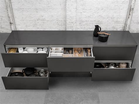 revit kitchen cabinets lacquered base cabinet with drawers s2 ln by siematic 1960