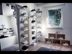 Sneakerzimmer Einrichten Geheimtipp Build A Sneaker