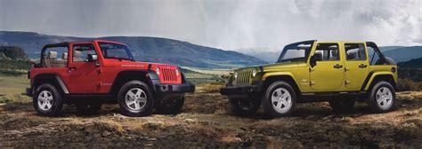 2006 Jeep Wrangler brochure