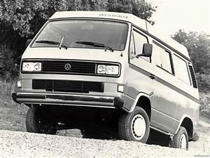 Volkswagen T3 Westfalia : fotos de volkswagen transporter westfalia t3 vanagon camper syncro 1987 ~ Nature-et-papiers.com Idées de Décoration