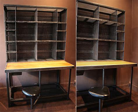 mobilier bureau industriel mobilier bureau industriel conceptions de maison