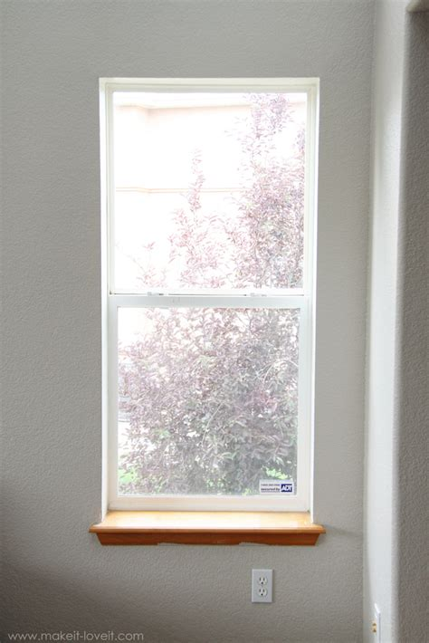 Moulding Window Sill by Home Improvement How To Add Trim Around An Interior