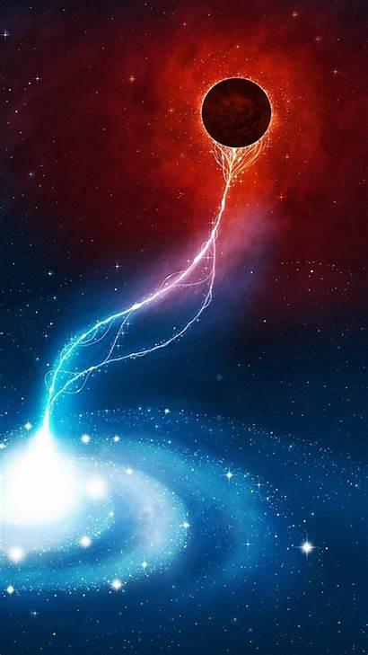 Space Animated Galaxy Samsung S5