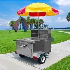 hot dog carts  sale craigslist