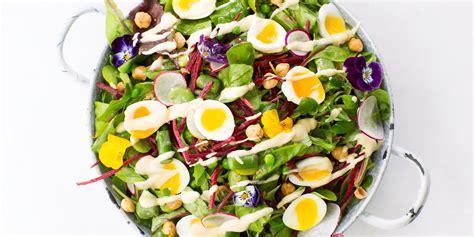 english garden salad recipe great british chefs