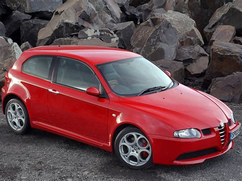 Alfa Romeo 147 Gta Wallpaper 1600x1200 1333