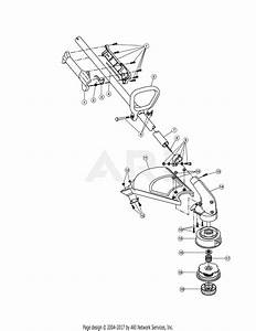 Mtd Ym1500 41bdy15g901  41bdy15g901 Ym1500 Parts Diagram For Boom And Trimmer Parts Ym1500