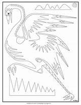 Coloring Emu Ray Mac Drawings Colouring Printable Getcolorings Sherimcclurepitler sketch template