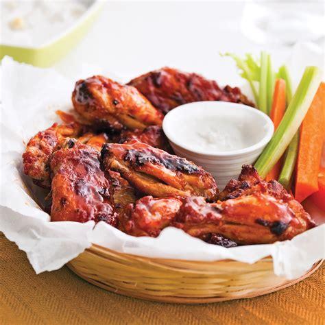 comment cuisiner des ailes de poulet ailes et pilons de poulet sauce barbecue à l 39 érable