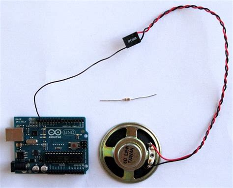 Tutorial Arduino Melody Circuit For Beginners