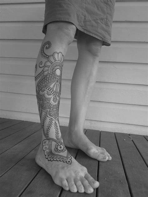 Tons of Leg Tattoos That are AMAZING | Tattoos Beautiful