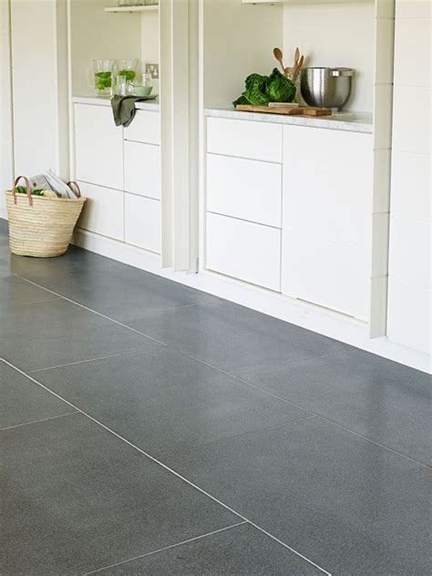 gray tile floor kitchen 1000 images about kitchen flooring for flood on 3937